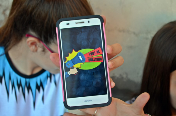 NO Al Bullying: Como Utilizar la App Movil